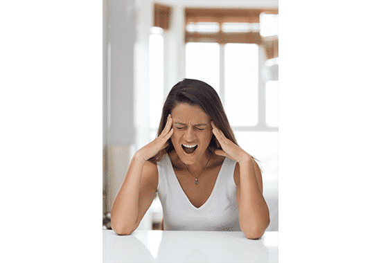 Dental Problems Can Trigger Migraines